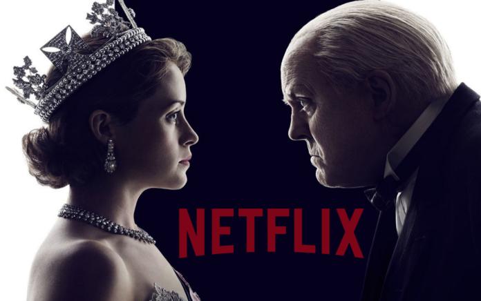 Netflix Novembre 2020 - The Crown