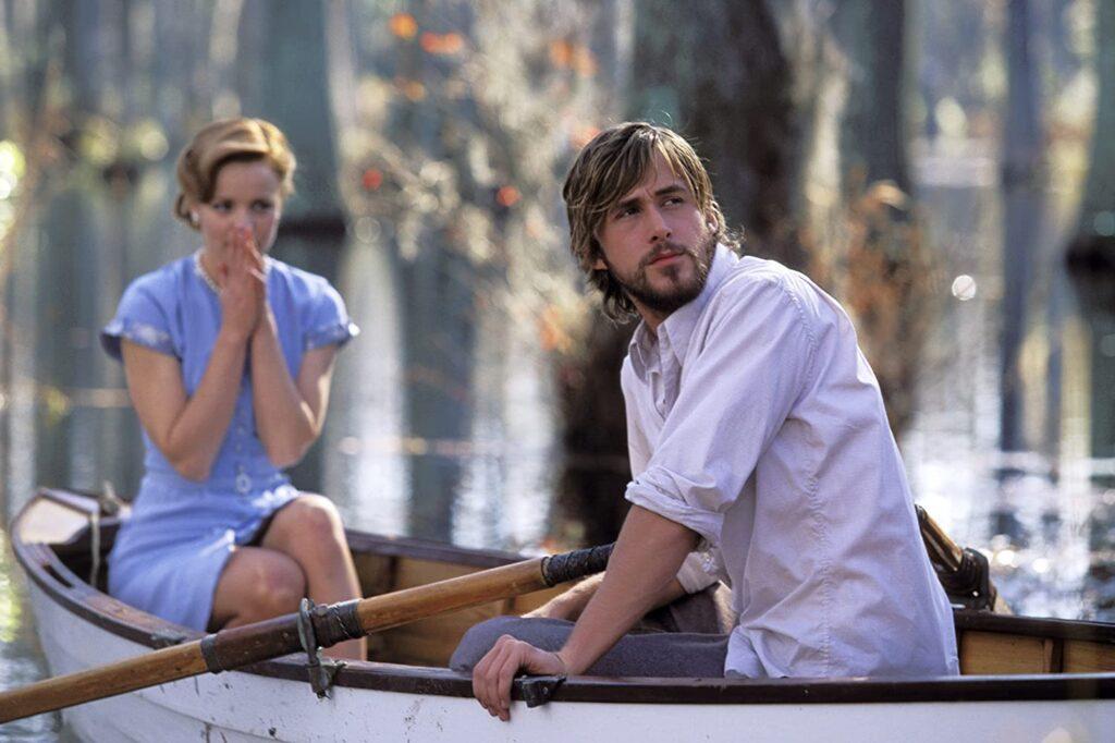 Ryan Gosling e Rachel McAdams