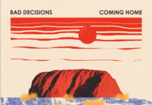 bad decisions, copertina di coming home