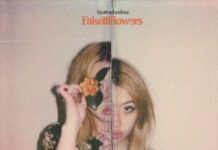 Copertina di Fake It Flowers primo album di Beabadoobee