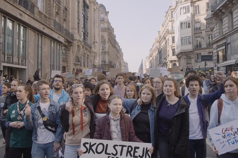 I AM GRETA, il documentario su Greta Thunberg dasl 2 al 4 novembre  al Cinema
