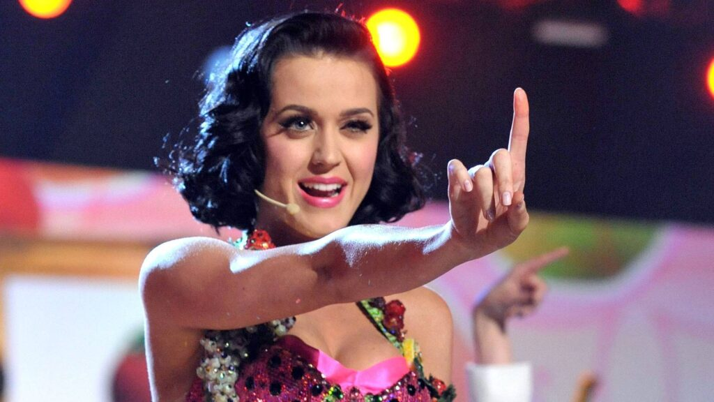 Katy Perry, la star del pop compie gli anni