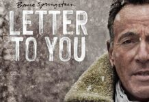 letter to you di Bruce Springsteen