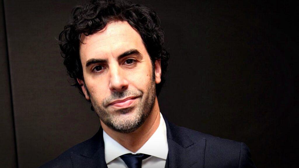 Sacha Baron Cohen primo piano
