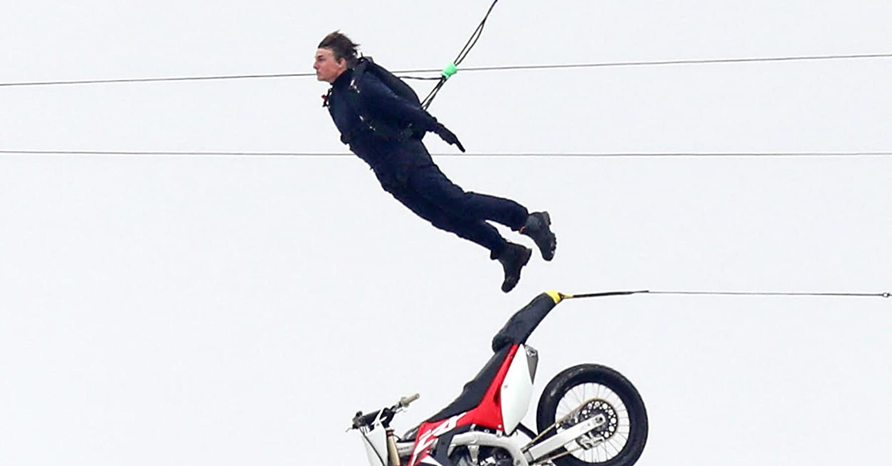 La missione di Tom Cruise: ogni volta che fa uno stunt abbiami il ...