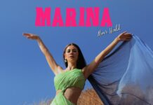 Marina, cover di Man's World