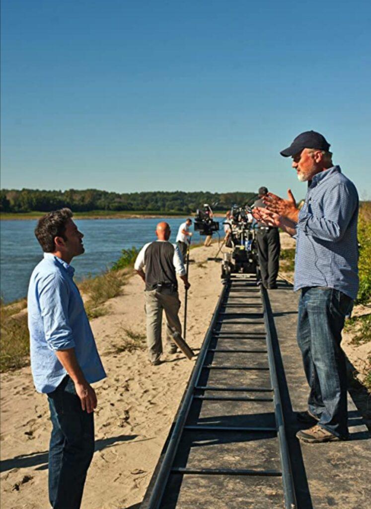 David Fincher, Ben Affleck
