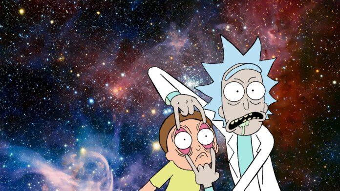 film di Rick and Morty
