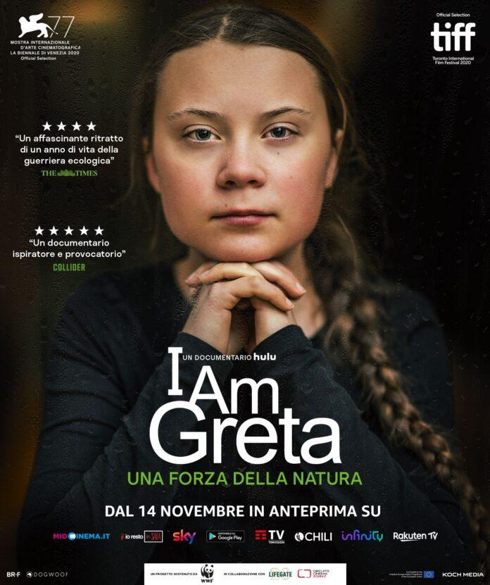 I AM GRETA: ON DEMAND