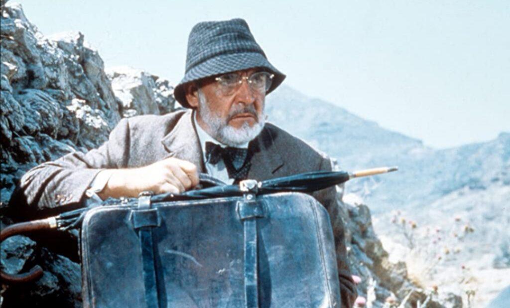 Sean Connery: Indiana Jones
