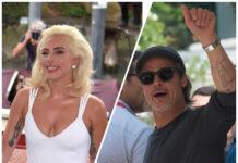 Lady Gaga e Brad Pitt