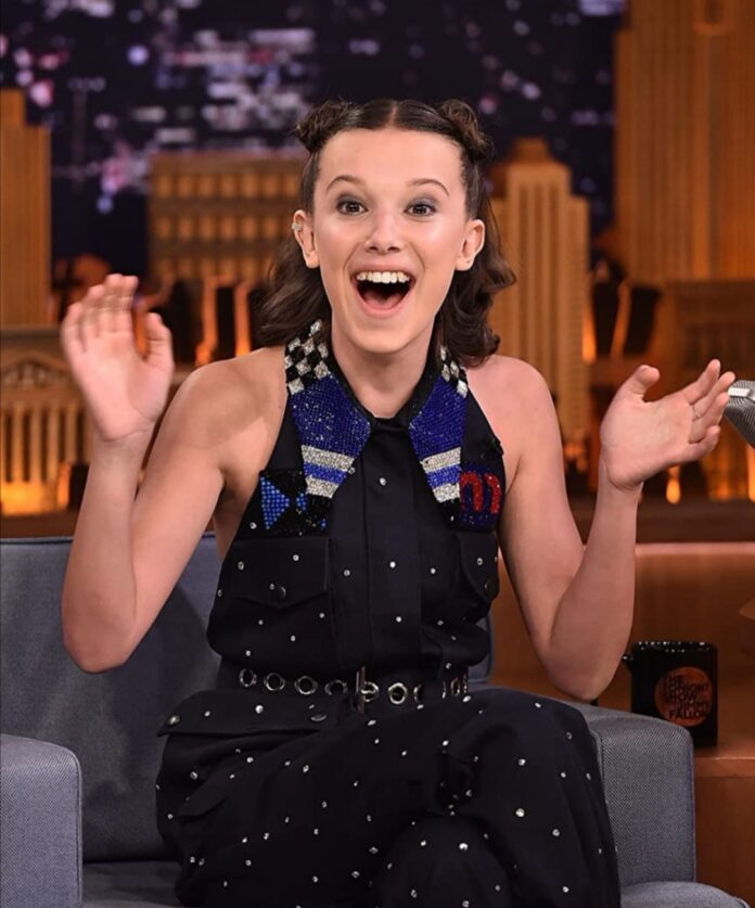 Damsel, Millie Bobby Brown