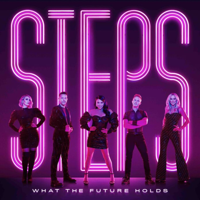 Steps what the future holds