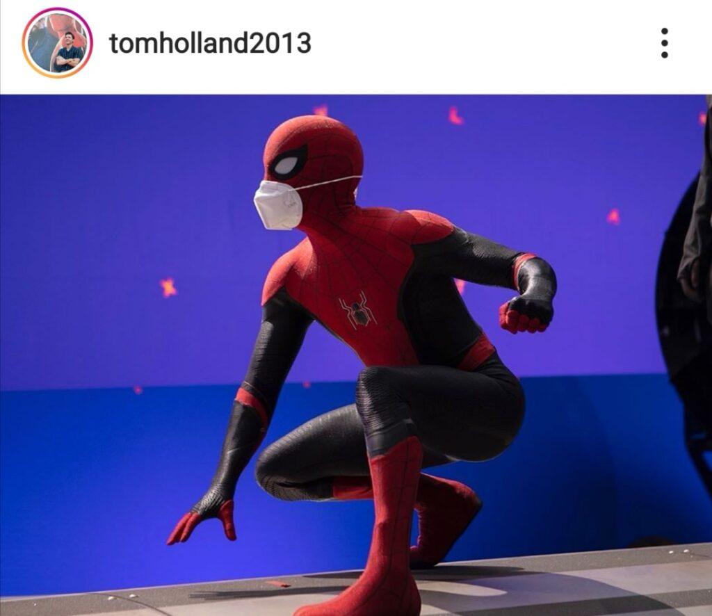 Tom Holland