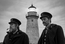 The Lighthouse: Willem Dafoe e Robert Pattinson