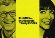 Bill Gates e Rashida Jones