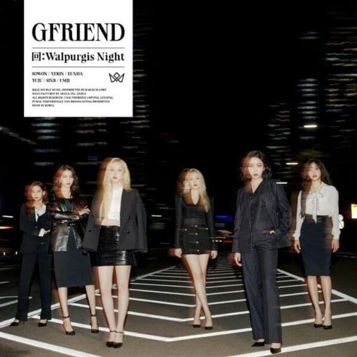GFriend, copertina di Walpurgis Night