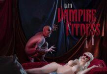 Katya Zamolodchikova, cover di Vampire Fitness