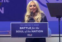 Lady Gaga suona Shallow