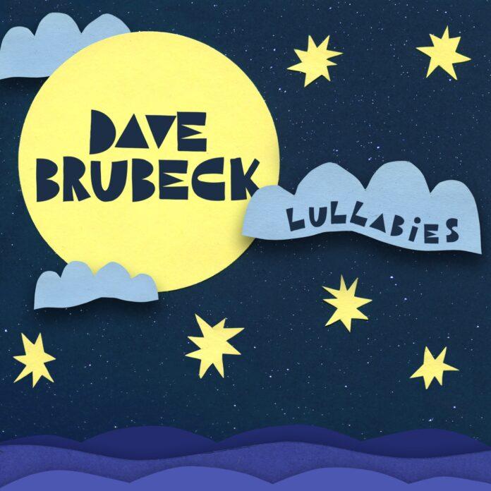 Dave Brubeck copertina di Lullabies