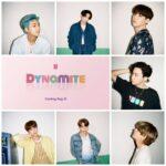 Dynamite dei BTS è una hit FIMI