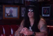 Slash comunica di aver prodotto nuova musica