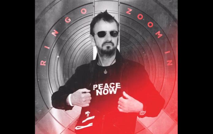 Ringo Starr, ascolta il nuovo singolo