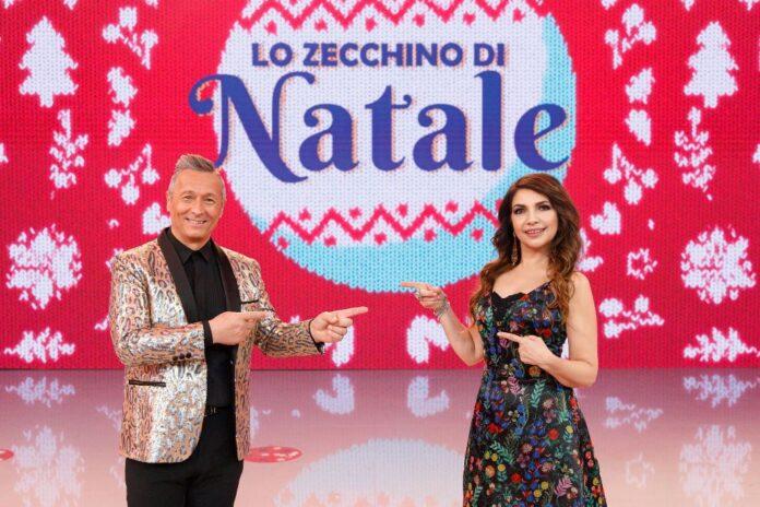 Natale 2020 e lo Zecchino d'Oro con Cristina D'Avena e Paolo Belli - foto di Massimiliano Donati - articolo di Loredana Carena