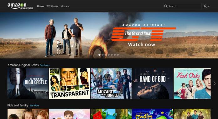Amazon Prime Video: le uscite a gennaio 2021