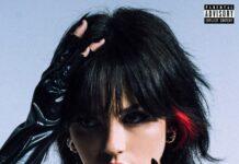 Maggie Lindemann copertina di Paranoia