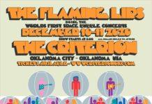 I Flaming Lips realizzano un concerto tra le bolle
