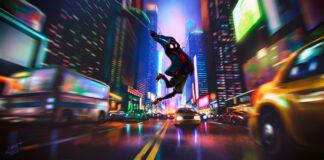 Spider-Man Into the Spider