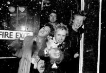 Danny Boyle Sex Pistols