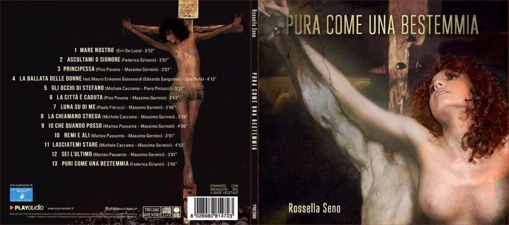 Rossella Pura come una bestemmia: l'album provocatorio ma di classe