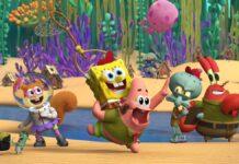 spongebob's under years