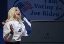Lady Gaga eseguirà l'inno nazionale