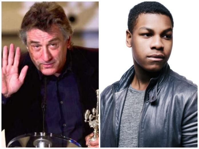 Robert De Niro e John Boyega