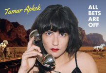 Tamar Aphek, copertina di All Bets Are Off