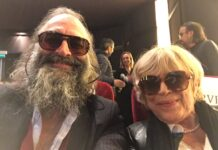 Marianne Faithfull e Warren Ellis