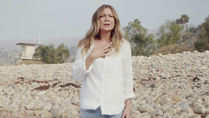 Meredith Grey, una delle protagoniste dei nuovi episodi di Grey's Anatomy 17