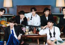 Euphoria porta i BTS in alto