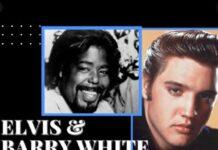 Elvis Presley ha ispirato Bary White
