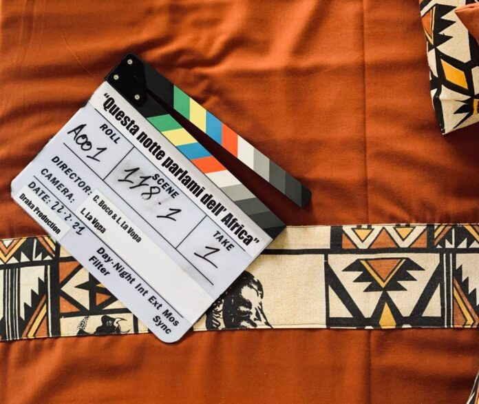 Questa notte parlami dell' Africa al via le riprese