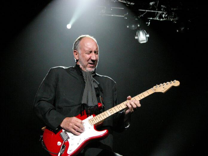 Pete Townshend: