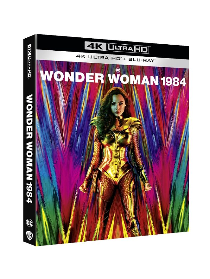WONDER WOMAN 1984: