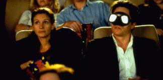 Scena tratta da Notting Hill, una delle commedie romentiche presenti su Amazon Prime Video da guardare la sera di San Valentino.