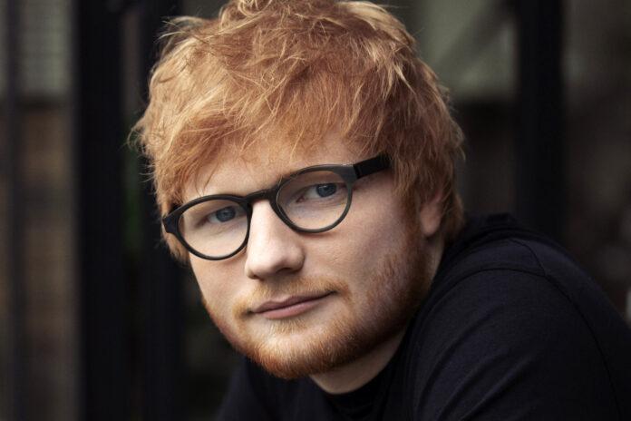 Ed Sheeran 30 anni