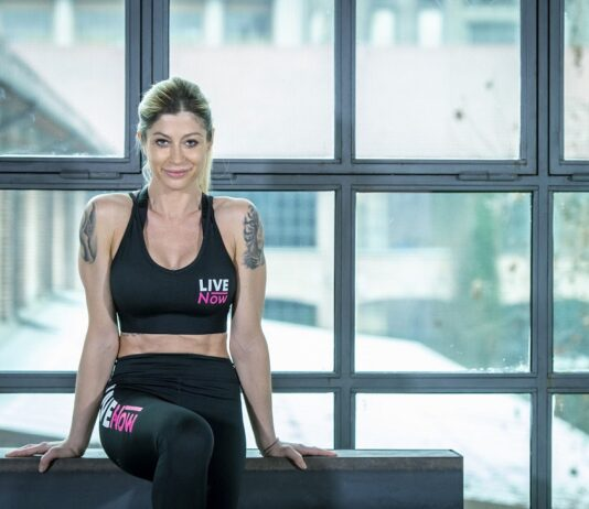 Maddalena Corvaglia LiveNow Fitness
