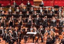 Il concerto di carnevale dell'orchestra della RAI martedì 16