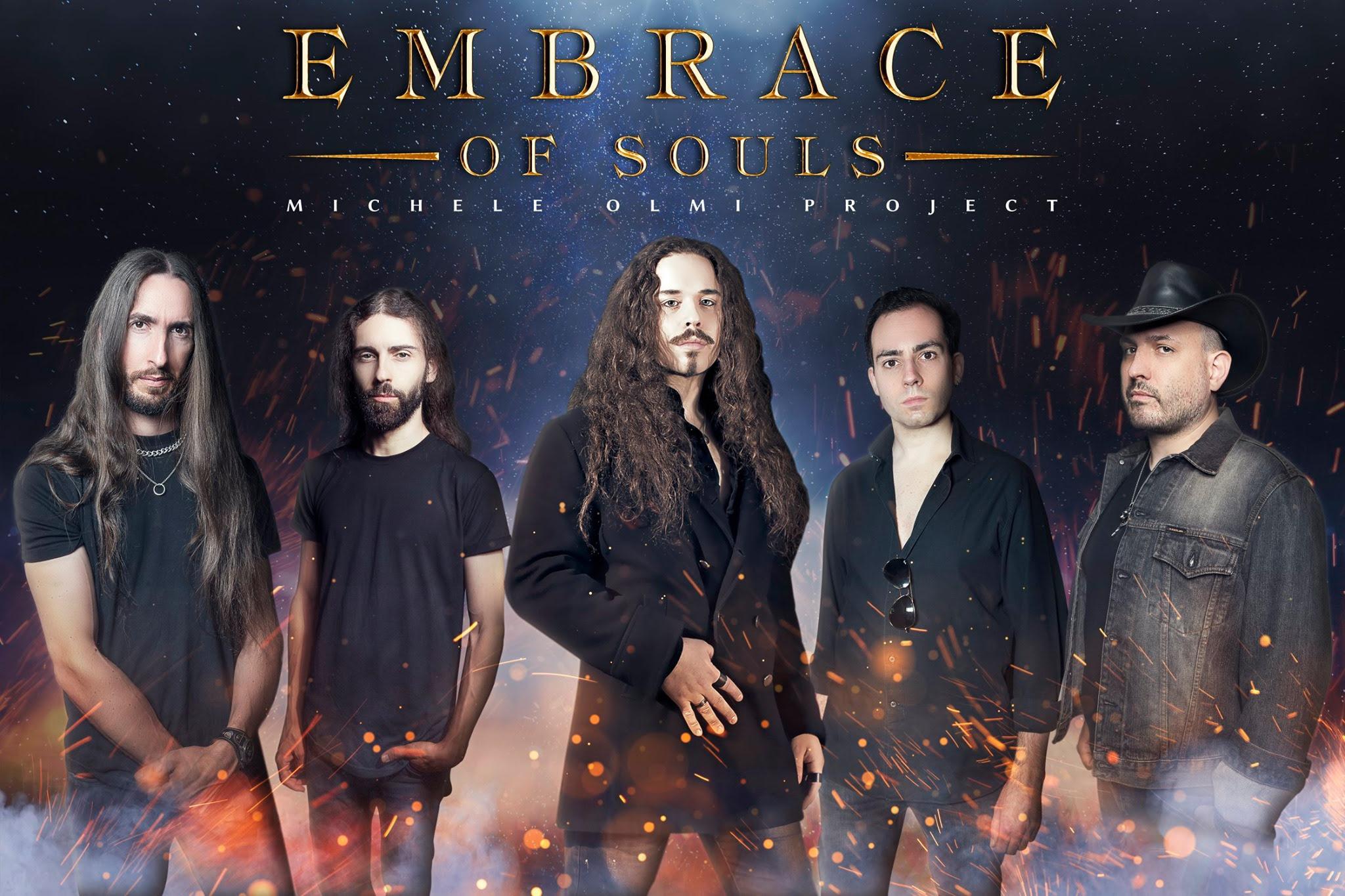 Embrace of Souls: un gruppo metal italiano
